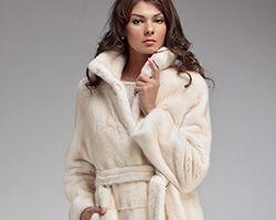Модные изделия из меха