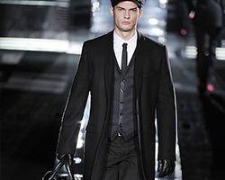 Стиль мужских пальто